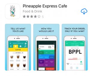 Pineapple Express Portside hamilton brisbane itunes app for customers