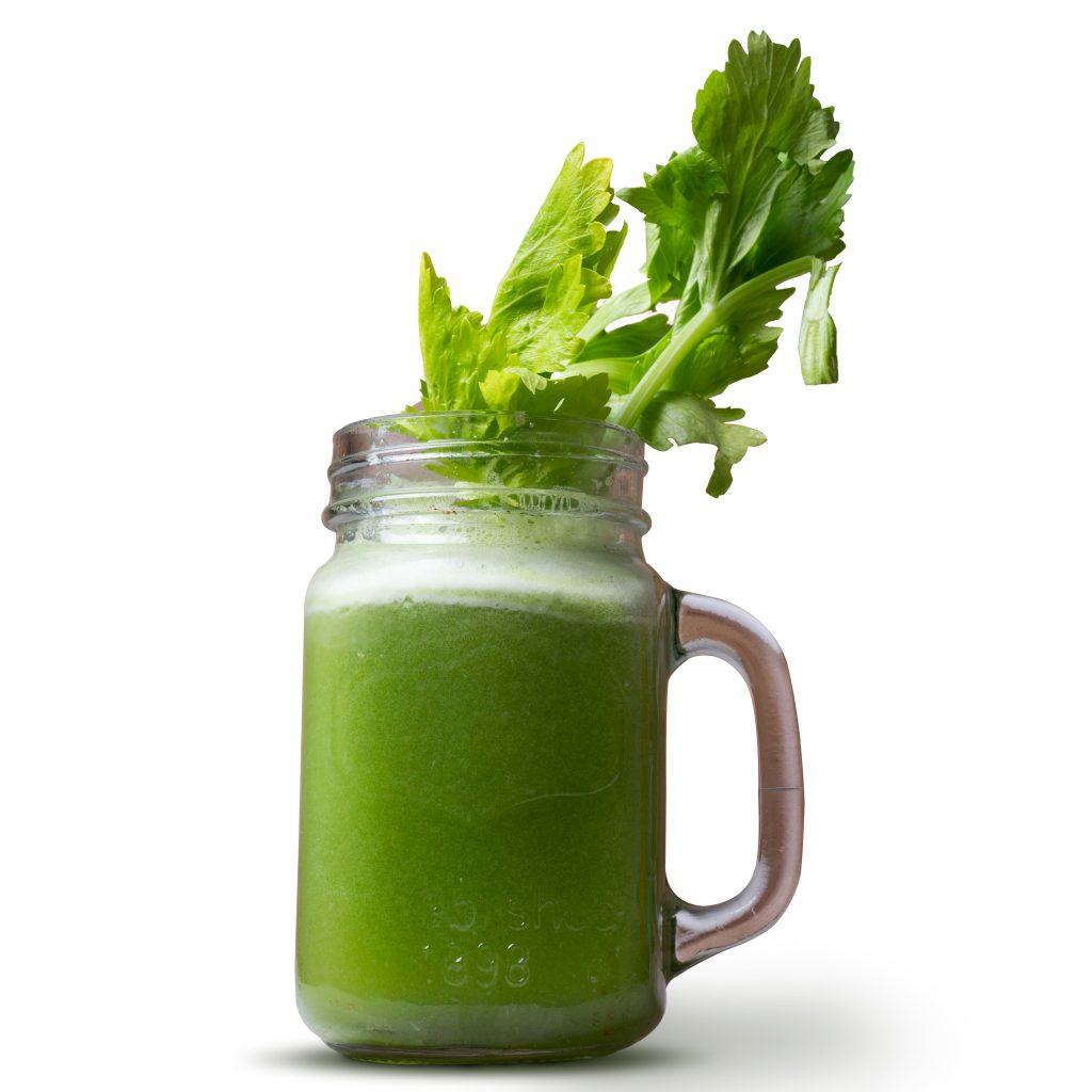 Fresh Juices at Pineapple express Cafe