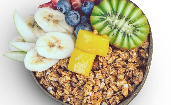 fathers day acai bowl special at pineapple express brisbane